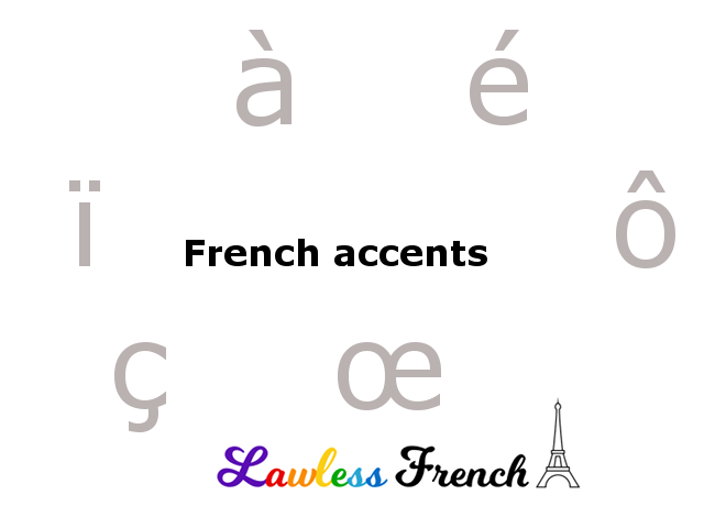 French grave accent