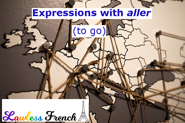French expressions with aller