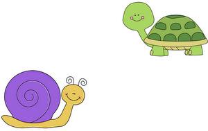 Avancer comme une tortue