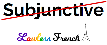 Avoiding the French subjunctive