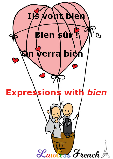 Bien - French expressions