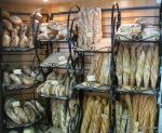 Une boulangerie artisanale