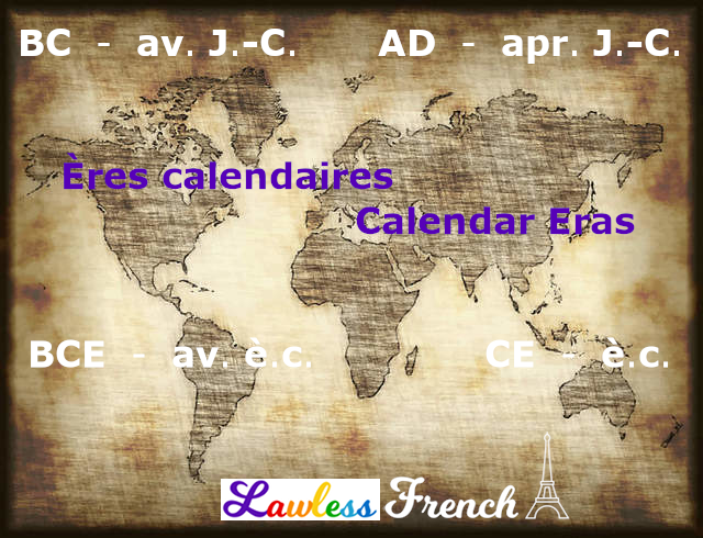 French calendar eras