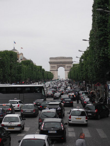 Renting a car in France