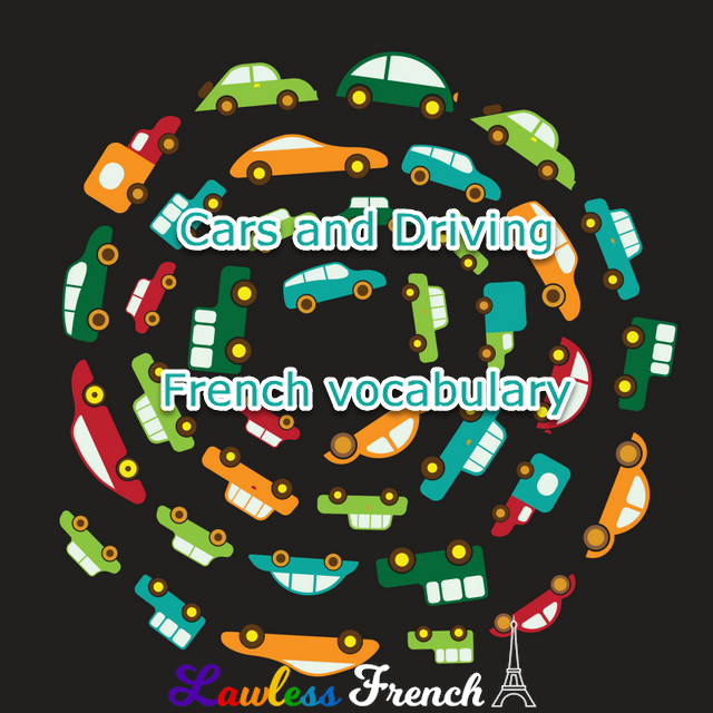 French cars vocabulary