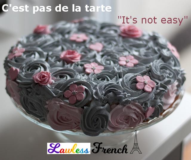 C'est pas de la tarte