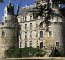 Châteaux français hantés