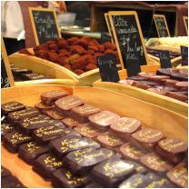 Le chocolat à Paris