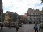 Place Unterlinden à Colmar