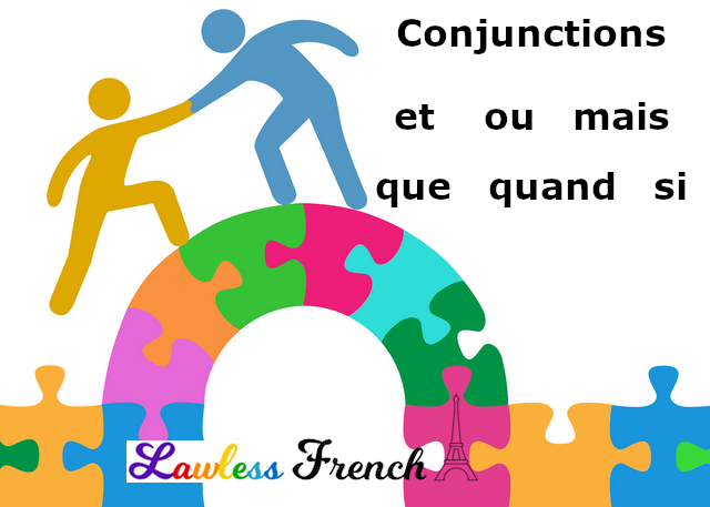French conjunctive phrases