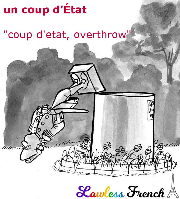 Un coup d'État