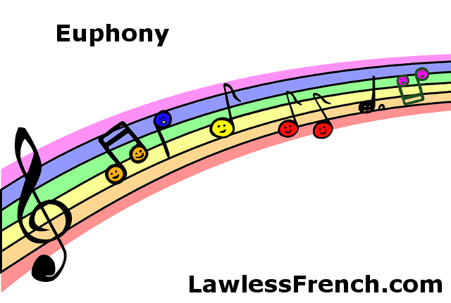 French euphony