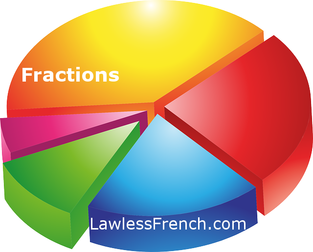 French fractions