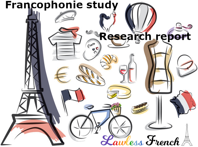 French speaking countries project