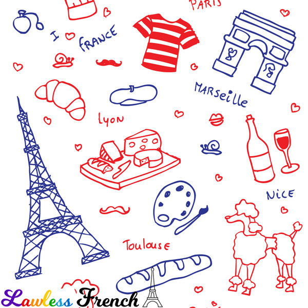 French and France