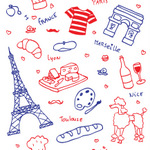 French and France vocabulary