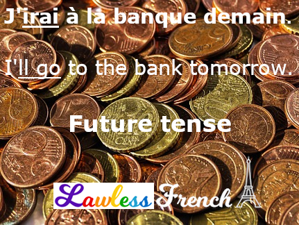 French future tense