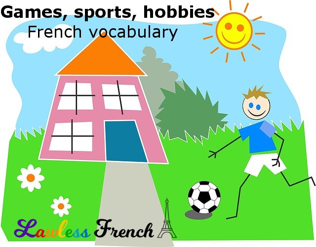 French sports and hobbies