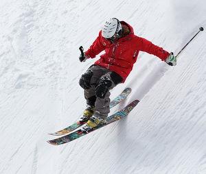 Skier - French -ier verb