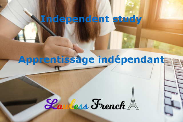 French independent study