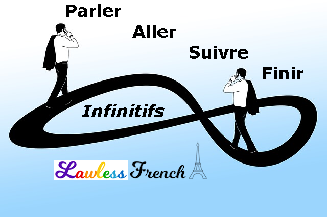 French infinitive
