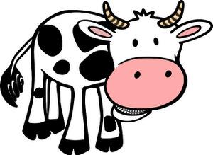 La vache !