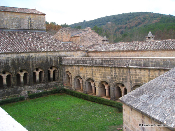 Jardin de l'Abbaye du Thoronet
