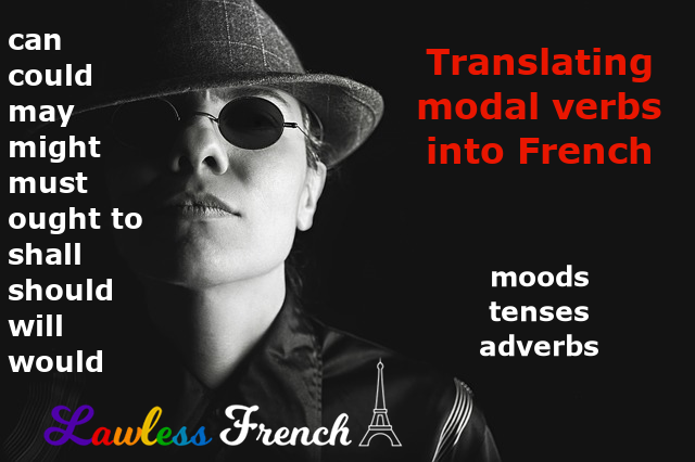 Modal verbs in French