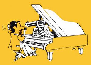 Ne tirez pas sur le pianiste