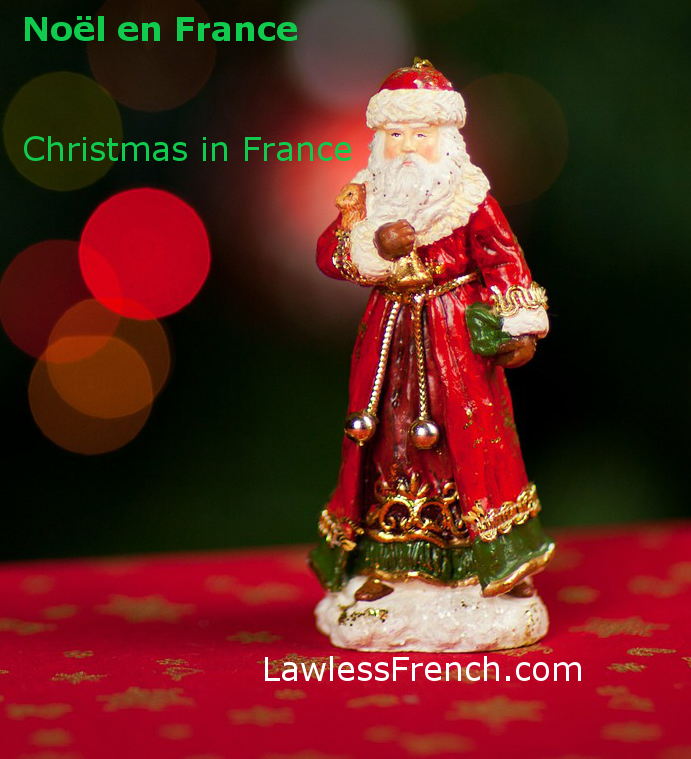 In Which Language Is Christmas Called Noel.Traditions De Noel Francaises Lawless French Listening Comprehension