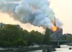 Notre Dame incendie