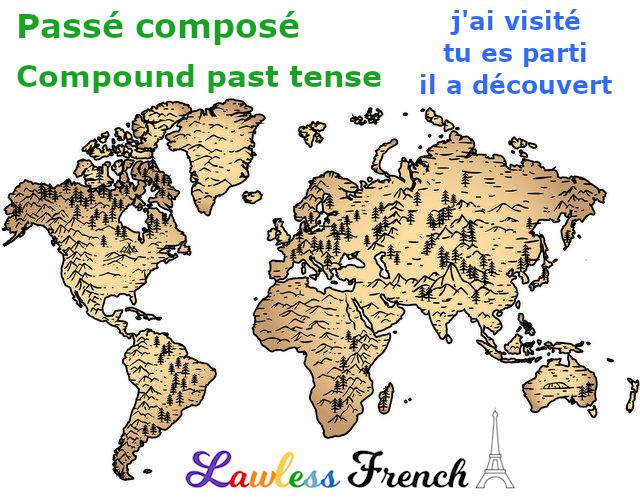 French passé composé