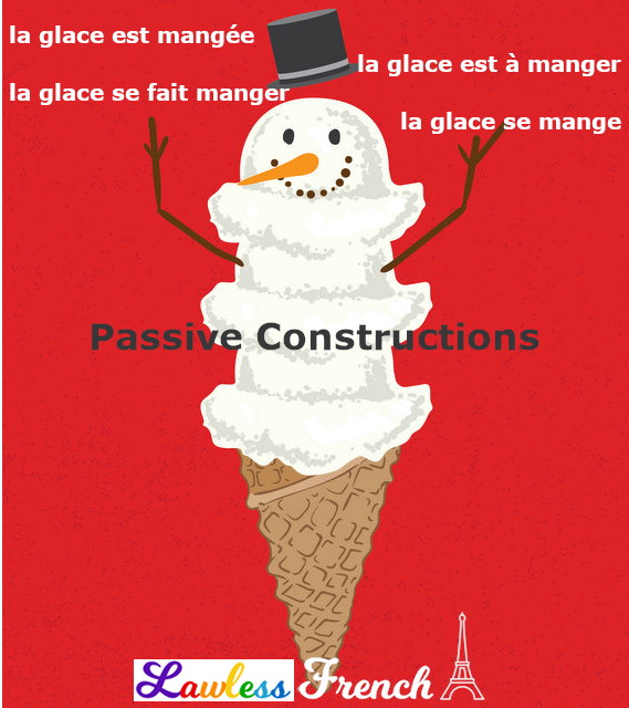French passive constructions
