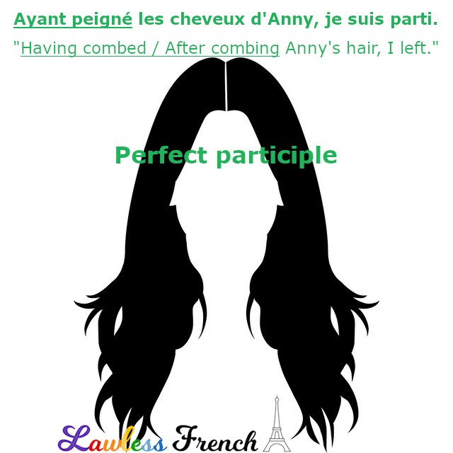 French perfect participle