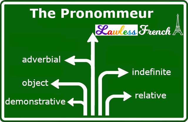 French Pronommeur
