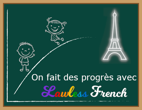 Progress with Lawless French