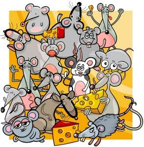 Quand le chat n'est pas là, les souris dansent