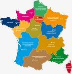 Regions of France