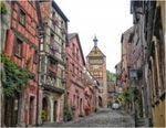 Riquewirh, Alsace