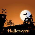 Le soir d'Halloween dictée