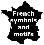 French symbols and motifs