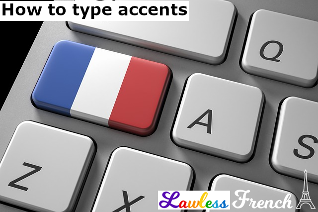 Type French Accents With Alt Codes Lawless French Tips