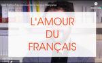 Un mot sur le français