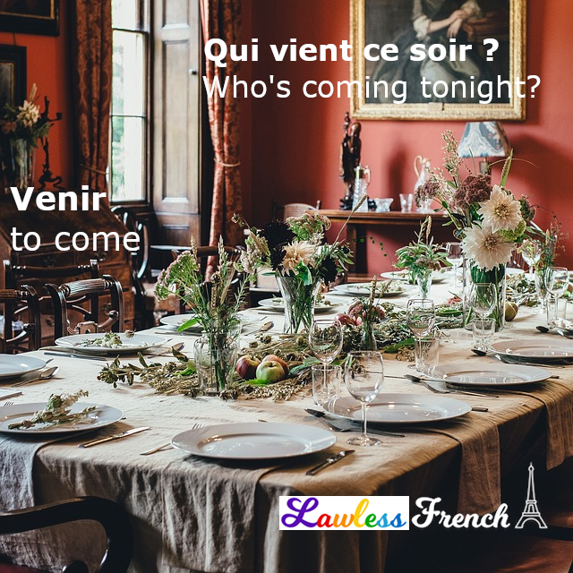 French expressions with venir