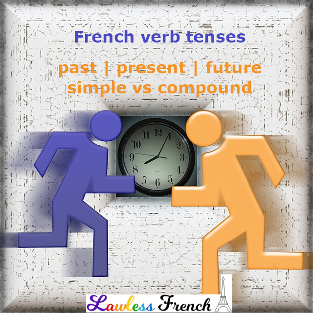 French verb tense