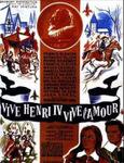 Vive Henri IV ! Vive la France !