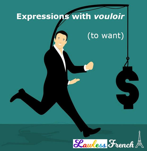 French expressions with vouloir