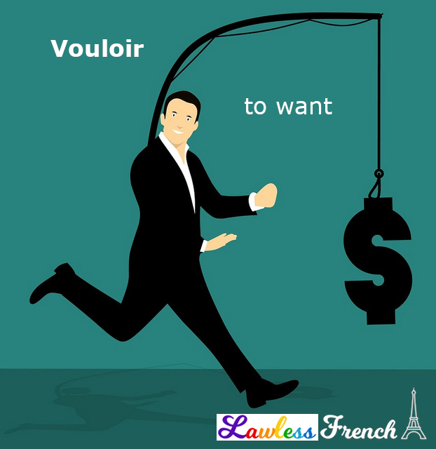 Vouloir - to want