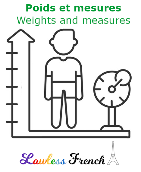 French weights and measures